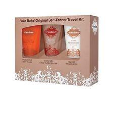 Fake Bake Original Self Tanner Travel Kit by Fake Bake