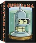FUTURAMA, L'intégrale des 4 saisons, Coffret 15 DVD