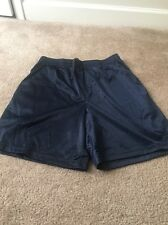 Starter Mens Athletic Lined Shorts Sz L 36-38 Clothes Blue