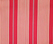DESIGNERS GUILD William Yeoward Talera Stripe Red Cotton France Remnant New