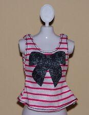 Barbie Doll Clothes - Fashionista Evolution Curvy Tank Top Shirt