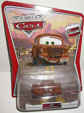 DISNEY*PIXAR The World of CARS Collection_FRED with Bumper Sticker CHASE DieCast