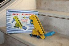 DINKY SUPERTOYS ELEVATOR LOADER ELEVATEUR DE GODET Réf 964 en boite