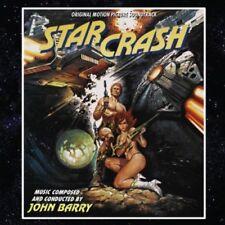 Star crash cd sealed John barry OOP