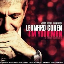 Leonard Cohen - I'm Your Man CD U2 Nick Cave Wainwright Jarvis Cocker Beth Orton