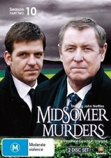 Drama M Rated DVDs & Midsomer Murders Blu-ray Discs