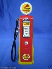 GILMORE GASOLENE PETROL GAS PUMP 1:18 98731 METAL BODY YATMING ROAD SIGNATURE
