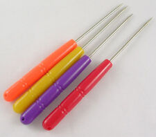 Metal Bead Reamer - Bead Cleaner with Acrylic Handle