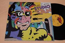 Zappa LP 1° st Orig Italy 1978 near Mint! Studio Tan-Audiophiles Demanding Top