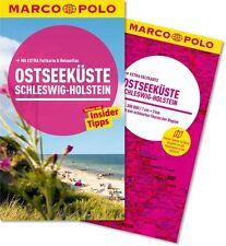 MARCO POLO Reiseführer Ostseeküste Schleswig-Holstein UNBENUTZT statt 11.99 nur