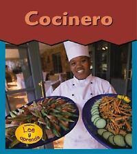 Cocinero = Chef (Esto Es Lo Que Quiero Ser)-ExLibrary