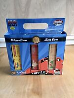 MODEL POWER 98706 HO SCALE 41'Beer REEFER 6 Car Assortment  NEW Open Box