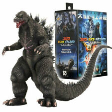 "NECA Godzilla Tokyo SOS 6"" Action Figure 12"" Long 2003 Movie Collection New"