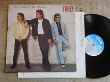 Huey Lewis And The News ‎– Fore! Etichetta: Chrysalis ‎– CHX 41534 - LP
