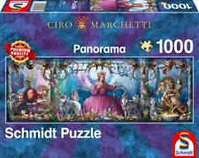 NEW! Schmidt Ice Palace by Ciro Marchetti 1000 piece fantasy jigsaw puzzle