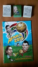 EMPTY ALBUM WITH FULL STICKERS SET FIFA WORLD CUP SOUT AFRICA 2010 ONE2PLAY