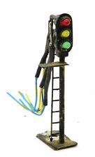 HO Scale 3 Light Brass LED Signal
