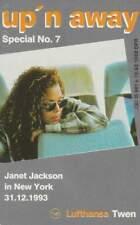 Telefoonkaart / Phonecard gebruikt chip Duitsland - Janet Jackson
