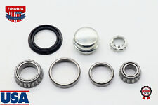 Rear Wheel Bearing Kit For VW Golf Jetta Cabrio Rabbit Corrado Passat US