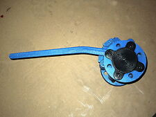 "2"" EVERLASTING #4001A FLANGED, LEVER OPERATED,  BLOWDOWN VALVE *Refurbished*"