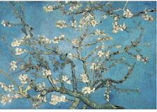 Wentworth Mini Almond Blossom 40 Piece Vincent van Gogh Wooden Jigsaw Puzzle