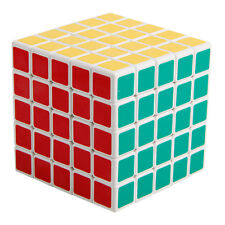 US 5x5x5 Speed Cube Stickerless Puzzle Brain Storm Toy 5x5 Magic Cube Free Post