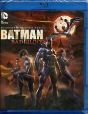 BATMAN BAD BLOOD - DC UNIVERSE ORIGINAL MOVIE - BLU RAY - NEW