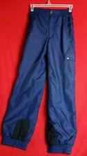 Edelweiss Men 30 Puffer Ski Wear Snow Pant  Black Pants Vintage