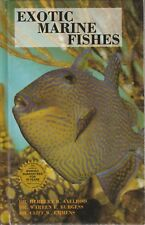 EXOTIC MARINE FISHES Axelrod Burgess & Emmens 608 Pages **VERY GOOD COPY**