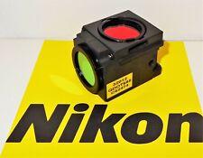 Nikon Qdot 655 Fluorescent Microscope Filter Cube For E400600800 Te200300