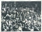 1932 Democratic National Convention Votes To Repeal Prohibition Press Photo