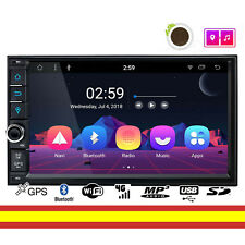 Radio coche Universal 2din 7 pulgadas Android 8.1 Gps Bluetooth Wifi USB MP3