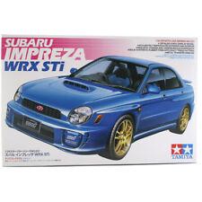 Tamiya Subaru Impreza WRX STi Sports Car Model Set - Scale 1:24 - 24231