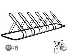CyclingDeal CB7416A 6 Bike Floor Parking Rack