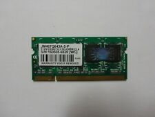 TRANSCEND 512MB PC3-4200S DDR2 533MHZ SO-DIMM CL4 JM467Q643A-5-P LAPTOP RAM