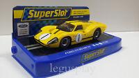 Slot Scx Scalextric Superslot H3859 Ford GT40 Mk IV Sebring 12 Hours 1967
