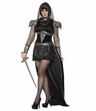 Forum Women's Knight Of Glamour Costume, Medium/Large, Multicolor