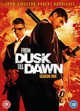FROM DUSK TILL DAWN SERIES 1 DVD Season One Robert Patrick Cotrona UK New R2