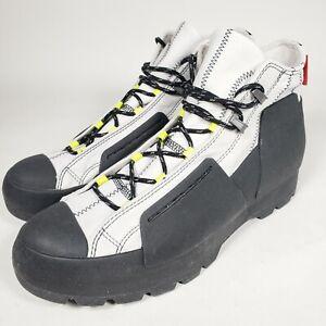 Converse Chuck Taylor Storm GORE-TEX Boot Hi 169626C Size 11.5 Photon Dust/Lemon
