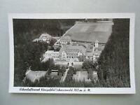 Ansichtskarte Königsfeld Schwarzwald Kinder Sanatorium 1953 Frida Klimsch Stift