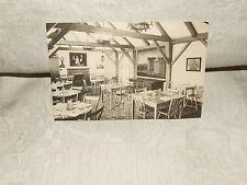 1950s Fruitlands Museum Harvard Mass Advertising Postcard Meriden Gravure Ct
