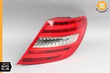 12-14 Mercedes W204 C300 C350 C63 AMG Right Passenger Tail Light Lamp LED OEM