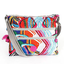 Kipling Alvar Crossbody - GRAPHIC ARTS ( New With Tags )