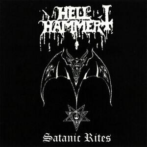 Hellhammer – Satanic Rites - darkthrone bathory Celtic Frost mayhem venom