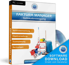 Software für Reinigungsunternehmen,Fensterputzer,Hausreinigung,Endreinigung EDV