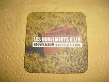 """SOUS-BOCK """"Les Hurlements D'Léo"""""""