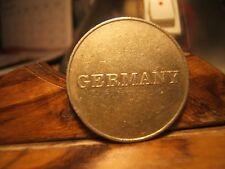 """GERMANY  IRON CROSS  """"A W""""  Token"""