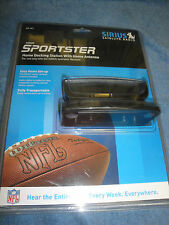 New Sealed Sirius Sporster Home Docking Station With Home Antenna Sp-H1