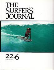 The Surfer's Journal 22.6 December 2013-Jan 2014 Richard Graham Iceland