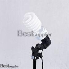 Photo E27 AC Swivel Socket Adatper Mount 4 Light Stand Umbrella Lamp Bulb Holder